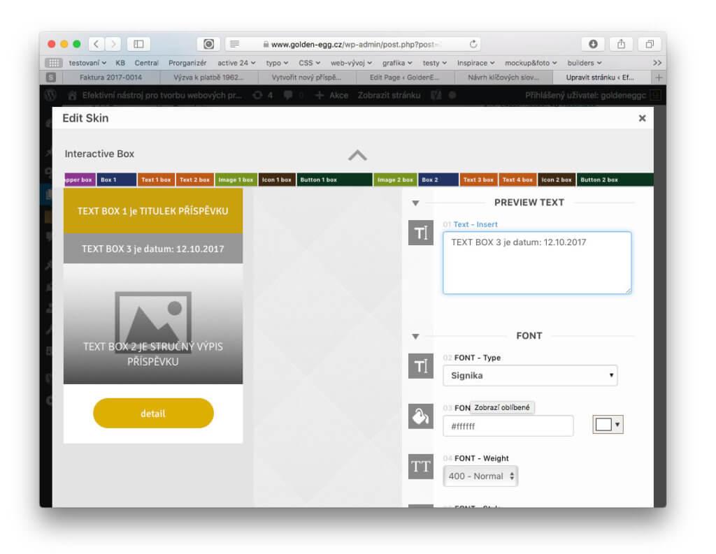 Jak založit GRID WordPress příspěvků